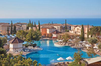 All Inclusive TUI SENSATORI Resort Atlantica Aphrodite Hills Paphos