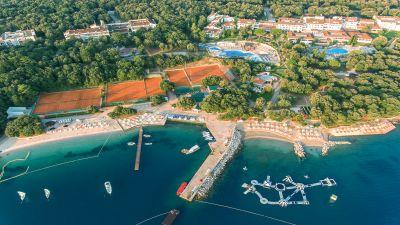 All Inclusive Valamar Tamaris Resort Pula