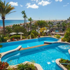 Last minute all inclusive verblijf Hotel Corallium Dunamar by Lopesan - adults only in Spanje met Sunweb.be