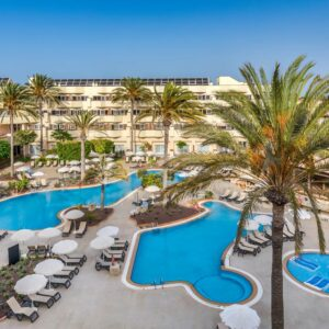 Last minute all inclusive verblijf Hotel Barceló Corralejo Bay - adults only in Spanje met Sunweb.be